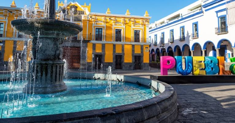 Clima electoral en Puebla